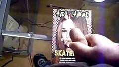 cumming a second time on a dvd Cover of avril lavigne