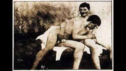 Old vintage gay porn