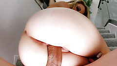 PAWG Teen Charlee Monroe Makes an Old Guy Lose His Mind