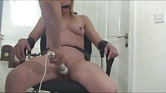 Slut bound and made to Orgasm