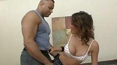 Latina Slut Big Cock Fucking