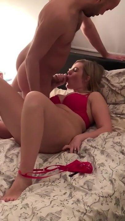 Homemade Slut Wife Creampie