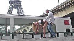 Public Sex - Eiffel Tower