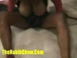 Black Barbie Getting Fucked by Sugga Daddy