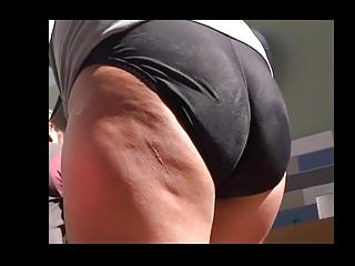 amazing thick whore in fullback bottoms