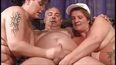 2 fat milfs
