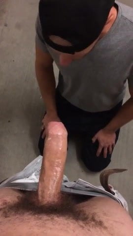 Gay spent a fair amount of time thinking about sucking this beautiful cock