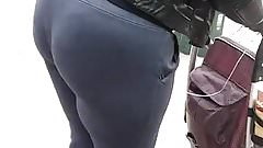 Ghetto Black Big Booty Pawg
