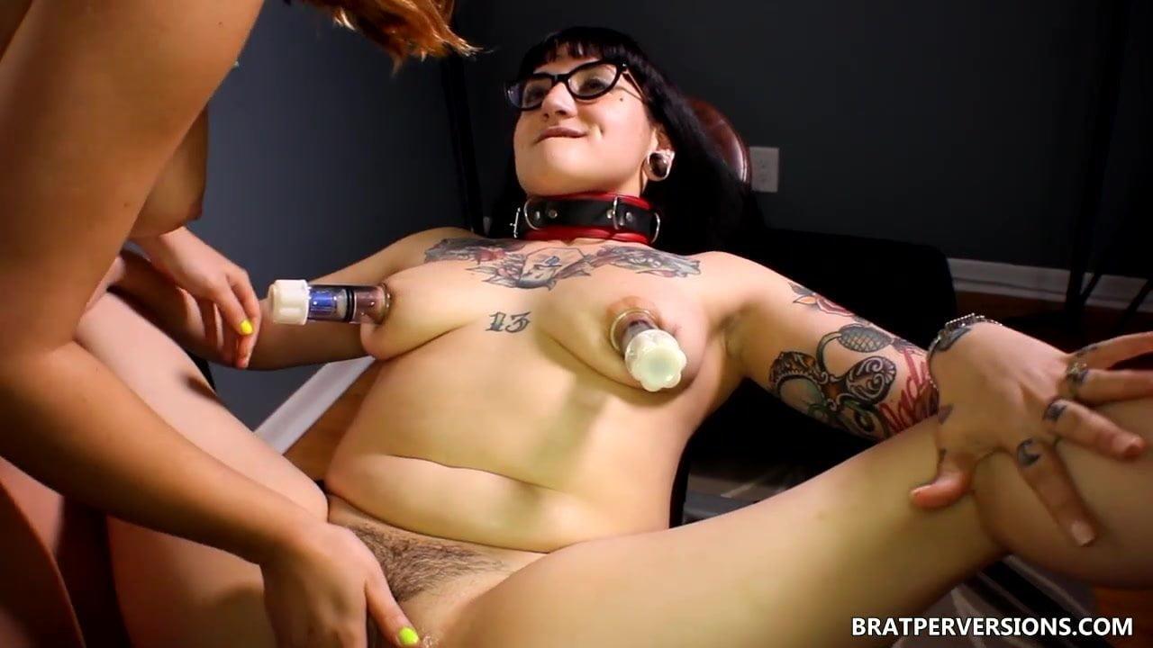 Lesbian brat