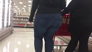 Major PAWG BBW In Jeans 1