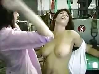Rap Customer Fucks Mechanic Girl