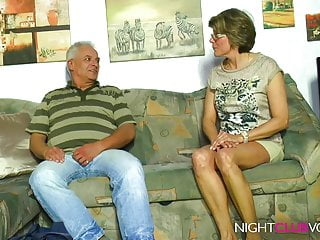 Hot German Granny Sex