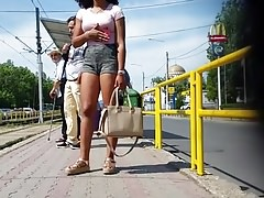 Spy sexy ass and face teens girl romanian Thumbnail
