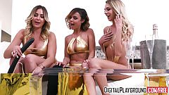 DigitalPlayground - Squirt Bang 4 Blair Williams Dillion Har