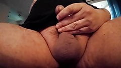 Powerful small cock cum... dillbrick