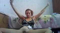 Frend wife 2 hidden cam