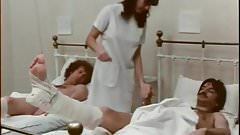 Perfect Orgy in the Hospital with Brigitte Lahaie