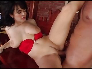 Preview 2 of Big Boobs Stepmom seduced her stepson