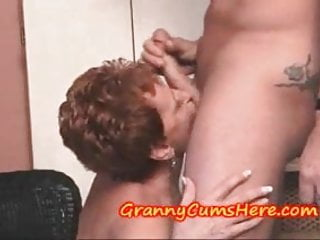 Retired teacher fucks her YOUNG STUDENT