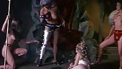 Candy Samples scene - Flesh Gordon (1974)