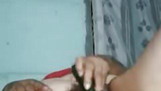 Negrita y su pepino