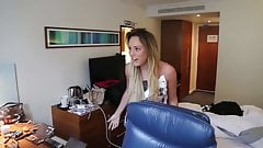 Charlotte Crosby rips a hot fart