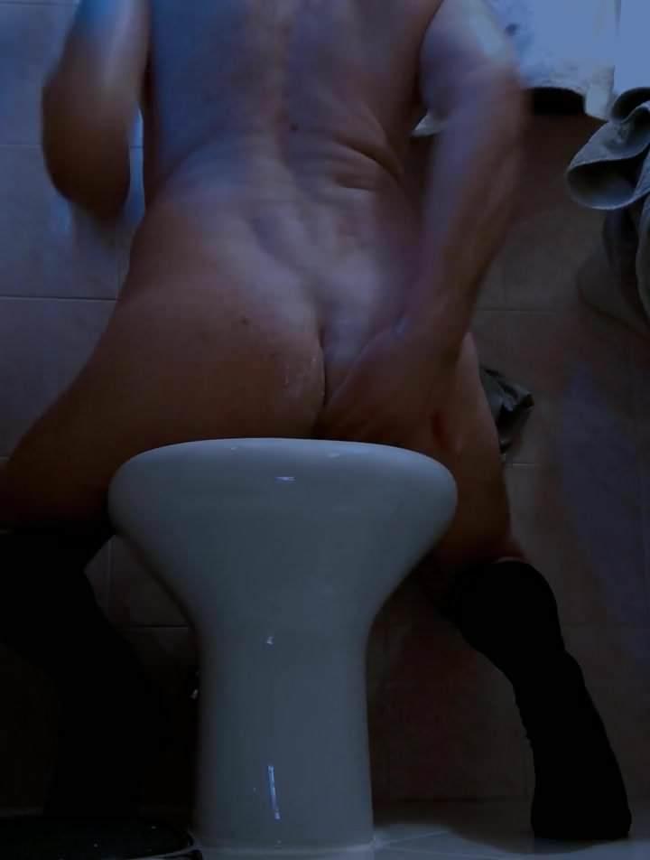 Men bathroom voyeur reid