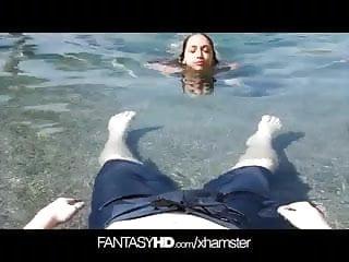 Fantasyhd Underwater Sex Hd