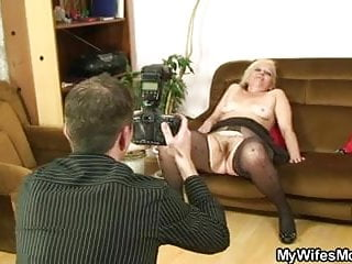 Wife finds his nasty photos