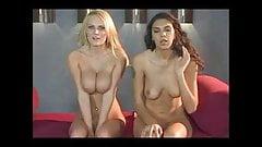 Hanna Hilton topless talk