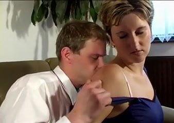 Pretty beautiful blonde sex