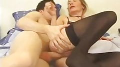 supreme Anal french mature