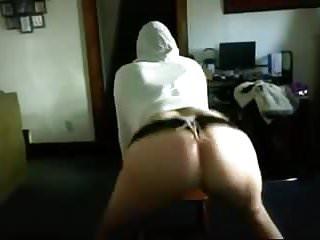 Big Booty White Girl Twerking PAWG 1