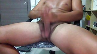 Growing from small to big and stroking