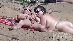 video gangbang Xhampster beach