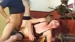 Mature Mom Likes Hard