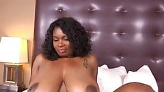 Black natural tits milf