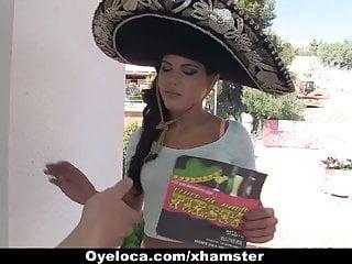 Oyeloca Hot Latina Fucked During A Cinco De Mayo Party
