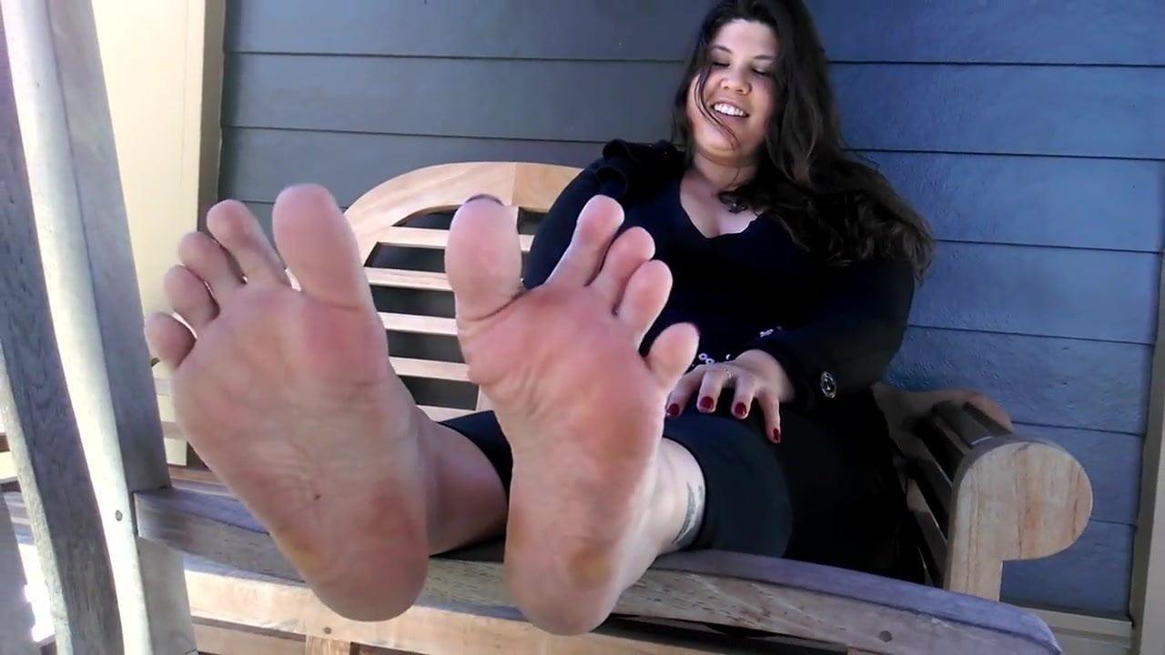 BBW Feet Sole Show