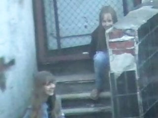 Absulout classic - two teens peeing public