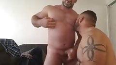 Dos brutos muy sexys