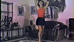 Amy tame vintage strip but great body part 1