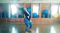 Long Hair PAWG Dancing