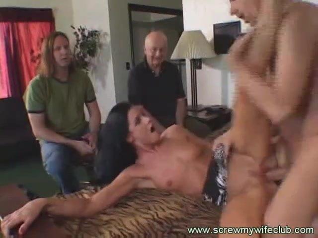 Big titty grannys in porn
