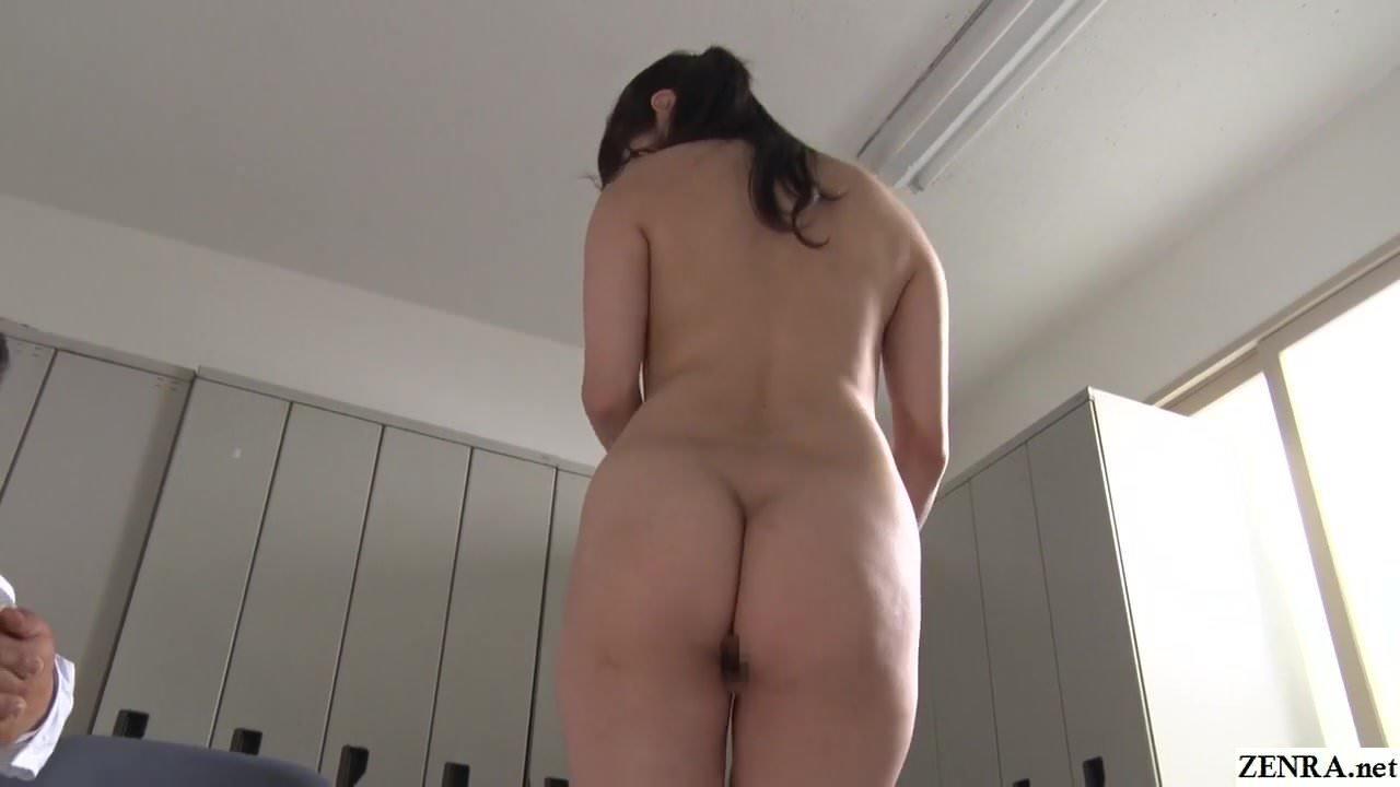 JAV star turned teacher Rei Mizuna striptease Subtitled
