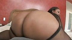 Ebony BBW Amber Swallows