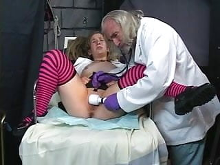Kinky sex therapy - Chick with wild pigtails gets kinky sex therapy