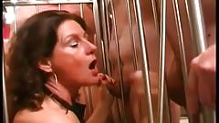 Mature slut used - one of the sluttiest matures