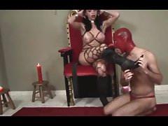 Carla Novaes fickt Sklaven