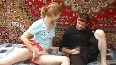 NMLN Sister Loves Fucking Whenever A Cock Is About !